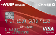 AARP® Credit Card From Chase