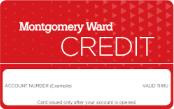 Montgomery Ward Credit Account
