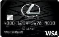 Lexus Credit Card